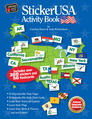 StickerUSA Activity Book