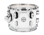 PDCM0810STPW - PDP CONCEPT MAPLE PEARLESCENT WHITE 8X10 CHROME HW