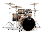 PDCB2215NC- PDP CONCEPT BIRCH - NATURAL TO CHARCOAL FADE - CHROME HW 5 PCS