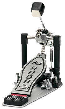 DW 9000 SINGLE PEDAL W/ BAG(OLDER VERSION) picture