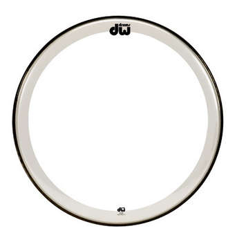 DRDHCD16K - 16 INCH CLEAR EDGE BASS DRUM HEAD picture