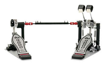 DW 9000 DOUBLE PEDAL W/ CASE(OLDER VERSION) picture