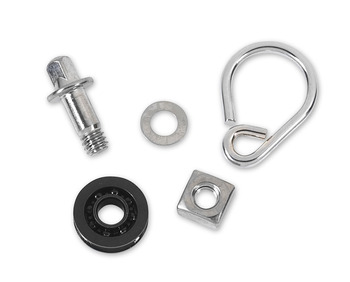 DWSM018-3 - Rocker assembly with bearing rocker, key screw. picture