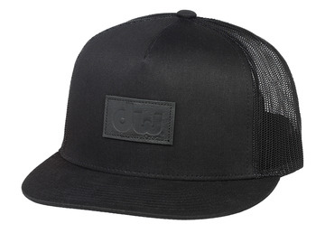 PR10HAT12  DW Trucker Leather Patch picture