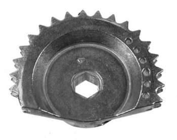 DWSP1203 - Delta 2 Turbo Sprocket w/ Key Screw picture