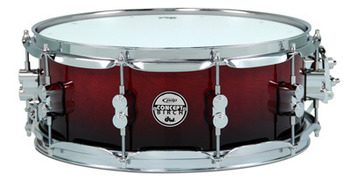 PDCB5514SSCB - PDP CONCEPT BIRCH - CHERRY TO BLACK FADE - CHROME HW 5.5x14 picture