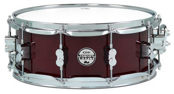 PDCM5514SSTC - PDP CONCEPT MAPLE - TRANSPARENT CHERRY - CHROME HW 5.5x14 picture