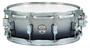 PDCM5514SSSB - PDP CONCEPT MAPLE - SILVER TO BLACK SPARKLE FADE - CHROME HW 5.5x14 picture