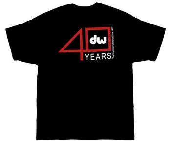 PR20NAMM 40th Anniversary T-shirt picture