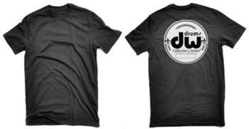 DW Black Short sleeve Collector's Series Badge Tee picture