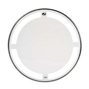 12 INCH COATED CLEAR DRUM HEAD picture