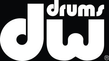 STICKER/DW BASS DRUM - WHITE picture