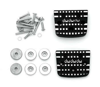 DWSM1260 - PEDAL UPGRADE KIT-2 HEELS/6WEIGHT+SCREWS picture