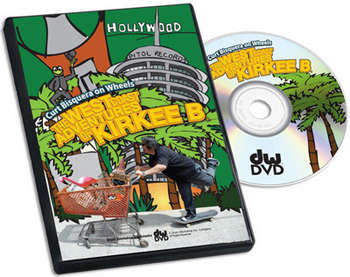 DVD CURT BISQUERA ON WHEELS picture