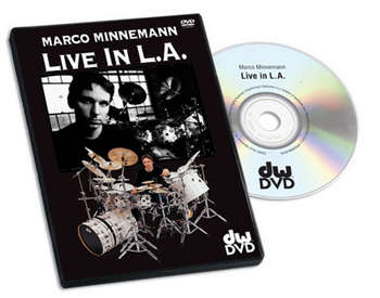 DVD, Marco Minneman, Live in LA picture