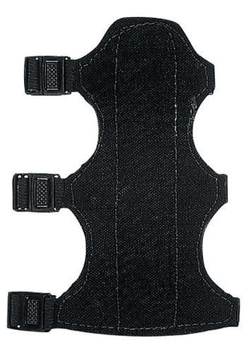 Martin Hunting Armguard with Quick-Snap Fasteners Black picture
