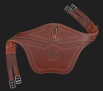 Arc De Triomphe� Belly Guard Girth (Snap Style) picture