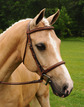 Arc De Triomphe Imperial Bridle w/Raised Fancy Laced Reins additional picture 1