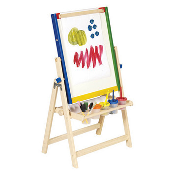 4-in-1 Flipping Floor Easel picture