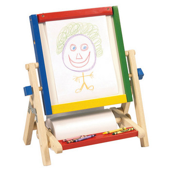 4-in-1 Flipping Tabletop Easel picture