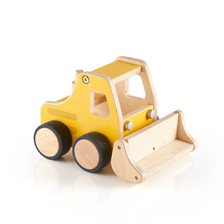 Plywood Front Loader picture