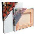Cezanne Cotton Artwrap Stretched Canvas <b>12x18</b>