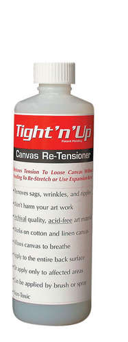 Tight'n'Up Canvas Retensioner <b>16 oz. Refill</b> picture