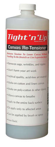 Tight'n'Up Canvas Retensioner <b>32 oz. Refill</b> <b>(1 unit)</b> picture