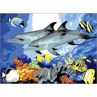 PJL10 - Jnr Large/Dolphins picture