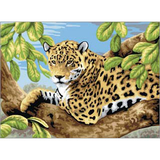 PJL11 - Jnr Large/Leopard In Tree picture