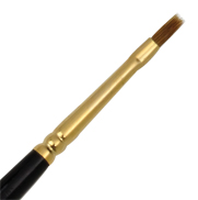 L518B-1 - RED SABLE OIL BRIGHT BRUSH picture