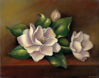 POM-SET15 - MAGNOLIAS MASTERPIECE OIL picture