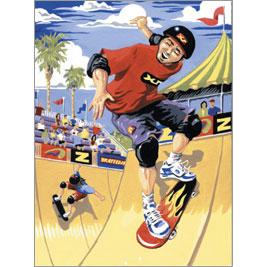 PJS22 - Jnr Small/Skateboarder picture