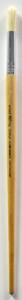 R444-8 - LONG HANDLE WHITE BRISTLE RND picture