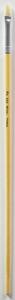 R333-2 - LONG HANDLE WHITE BRISTLE FLT picture