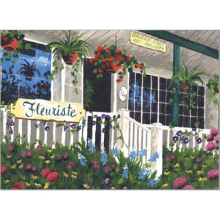 PAL3 - Adult Large/Flower Shoppe picture