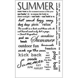 RUB-ROY505 - SUMMER SENTIMENTS RUB ON picture