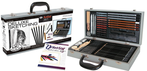 RSET-SKET2000 - DELUXE SKETCHING BOX SET picture