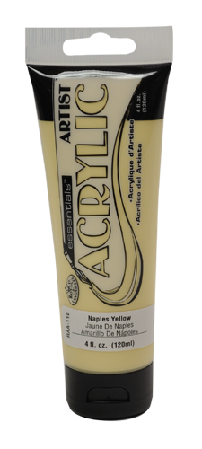 RAA-118 - NAPLES YELLOW 120ml ESSENTIALS picture