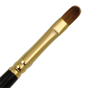 L533T-7 - RED SABLE OIL FILBERT BRUSH picture