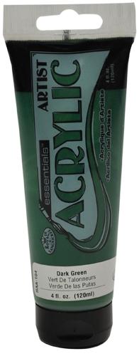RAA-104 - 4oz Acrylic-Hookers Green picture