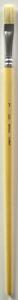 R333-7 - LONG HANDLE WHITE BRISTLE FLT picture