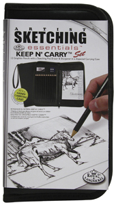 RSET-KCSS - KEEP N' CARRY SKETCHING SET picture