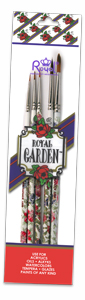 RRG 8301 - ROYAL GARDEN DETAIL BRUSH SET picture