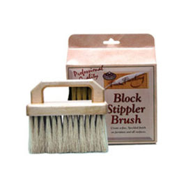 LW50-64 - BLOCK STIPPLER BRUSH picture