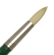 L400R-16 - REGIS BRISTLE OIL ROUND BRUSH picture