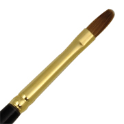 L533T-3 - RED SABLE OIL FILBERT BRUSH picture