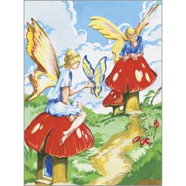PJS20 - Jnr Small/ Flower Fairies picture