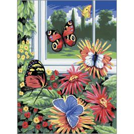 PJS17 - Jnr Small/ Butterflies picture