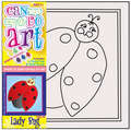 DCDA-208 - CAN DO ART LADY BUG